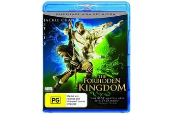 The Forbidden Kingdom Blu-ray Region B