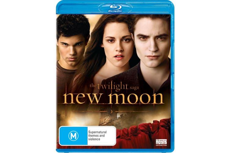 The Twilight Saga New Moon Blu-ray Region B