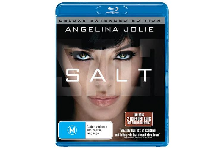 Salt Blu-ray Region B