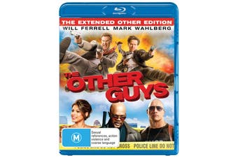 The Other Guys Blu-ray Region B