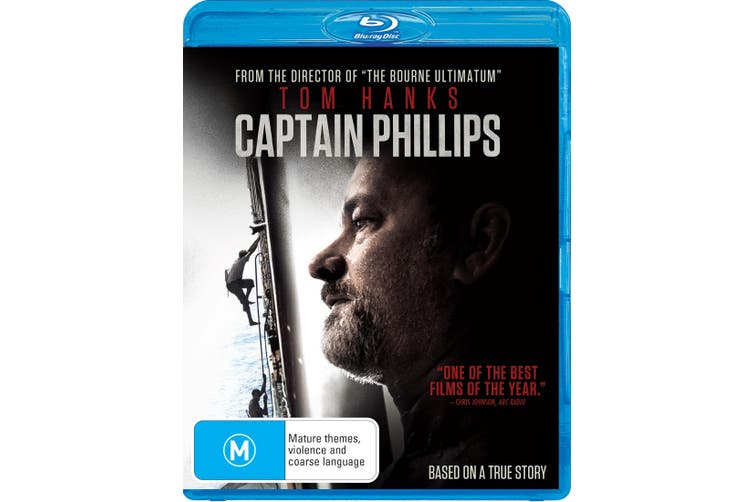 Captain Phillips Blu-ray Region B