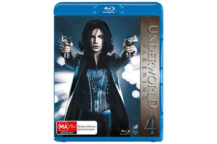 Underworld Awakening Blu-ray Region B
