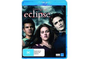 The Twilight Saga Eclipse Blu-ray Region B