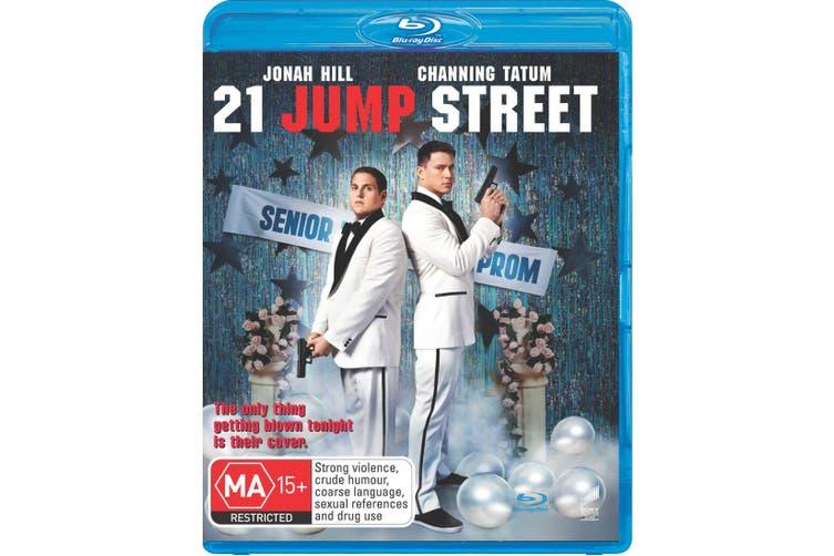 21 Jump Street Blu-ray Region B