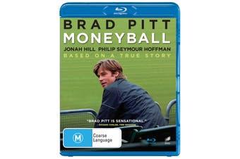 Moneyball Blu-ray Region B