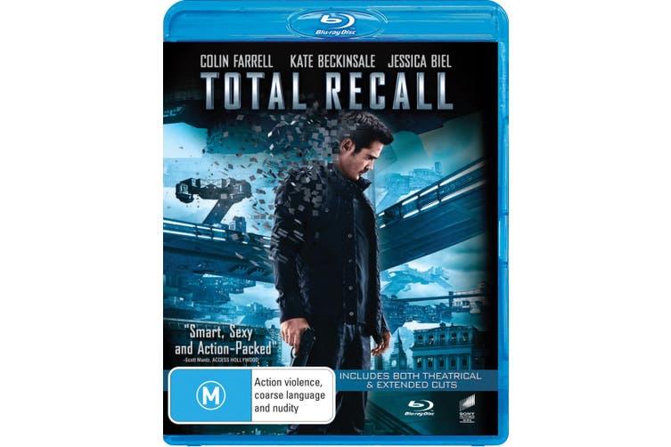 Total Recall Blu-ray Region B