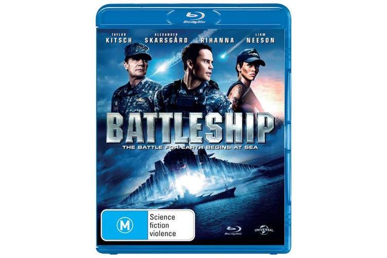 Battleship Blu-ray Region B