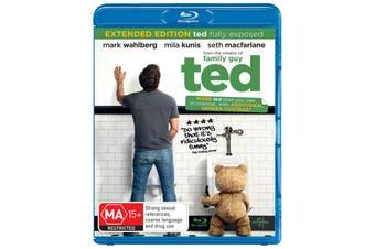 Ted Blu-ray Region B