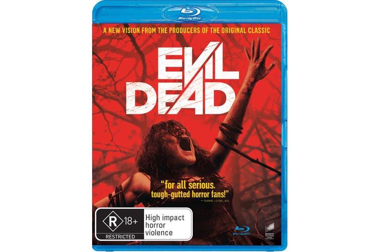 Evil Dead Blu-ray Region B