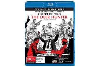 The Deer Hunter 40th Anniversary Edition Blu-ray Region B
