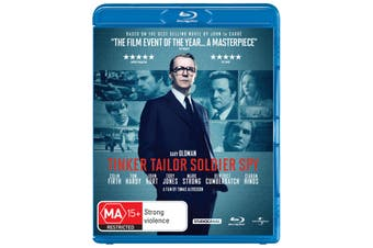 Tinker Tailor Soldier Spy Blu-ray Region B