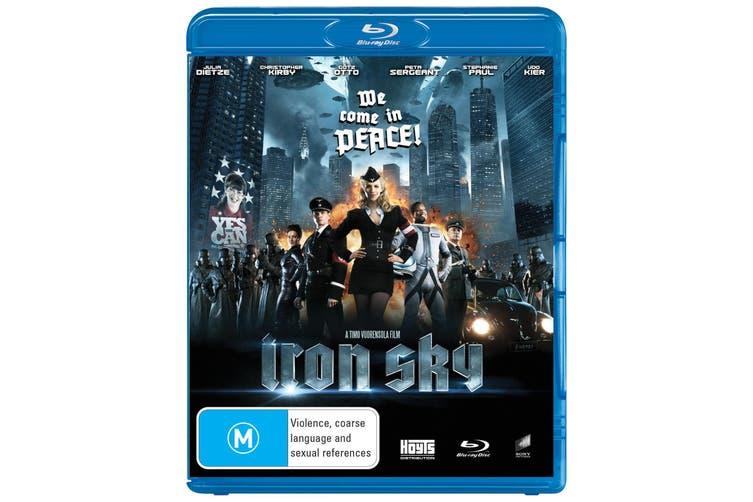 Iron Sky Blu-ray Region B