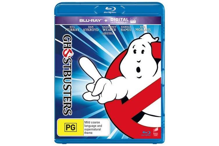 Ghostbusters Blu-ray Region B