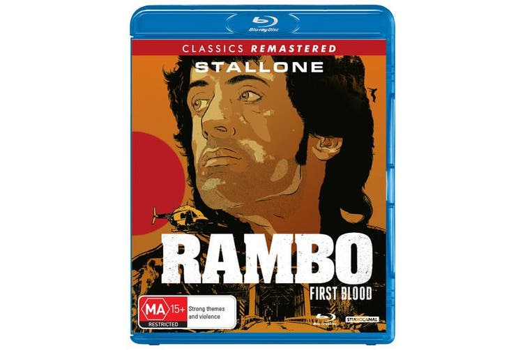 First Blood Blu-ray Region B