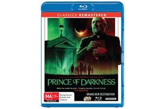 Prince of Darkness Blu-ray Region B