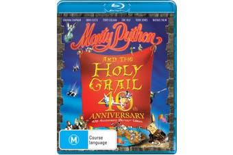 Monty Python and the Holy Grail Blu-ray Region B