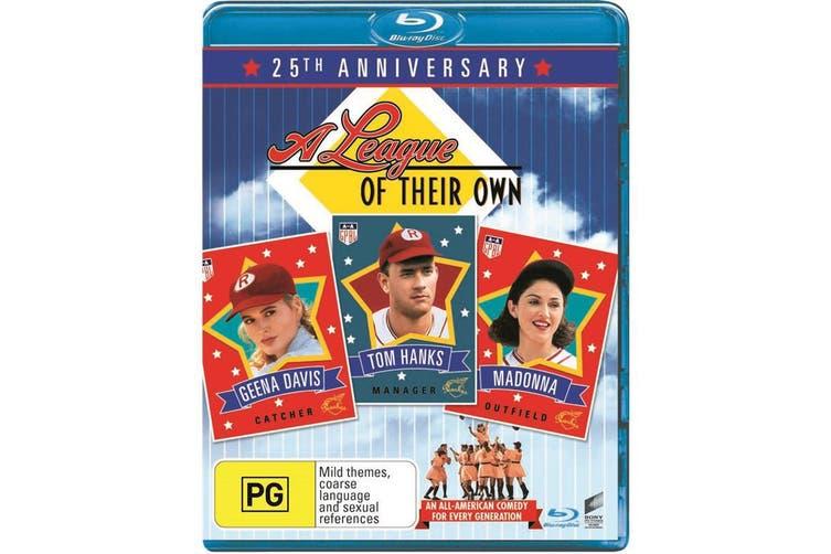 A League of Their Own Blu-ray Region B