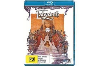 Labyrinth Blu-ray Region B