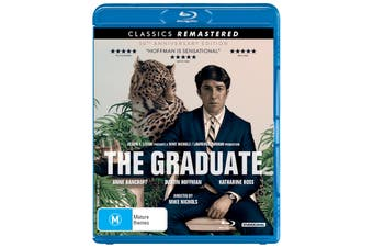 The Graduate Blu-ray Region B