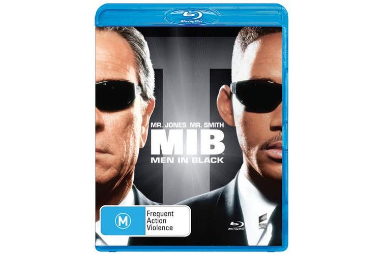Men in Black Blu-ray Region B