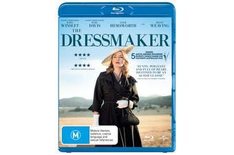 The Dressmaker Blu-ray Region B
