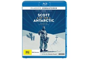 Scott of the Antarctic Blu-ray Region B