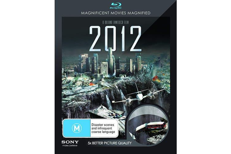 2012 Blu-ray Region B