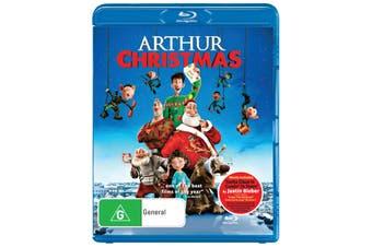 Arthur Christmas 3D Edition Blu-ray Region B
