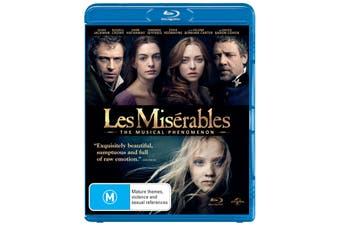Les Misérables Blu-ray Region B