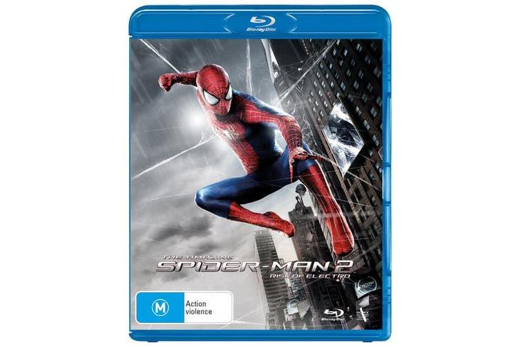The Amazing Spider Man 2 Blu-ray Region B