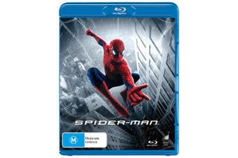Spider Man Blu-ray Region B