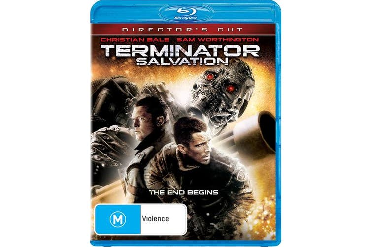 Terminator Salvation Blu-ray Region B