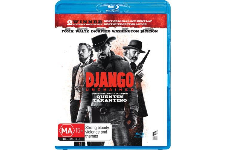 Django Unchained Blu-ray Region B