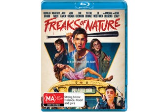 Freaks of Nature Blu-ray Region B