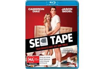 Sex Tape Blu-ray Region B