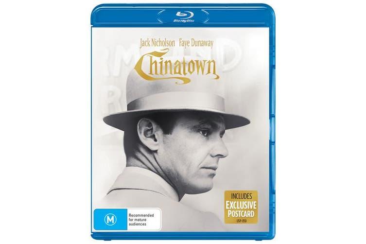 Chinatown Blu-ray Region B