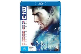 Mission Impossible 3 Blu-ray Region B