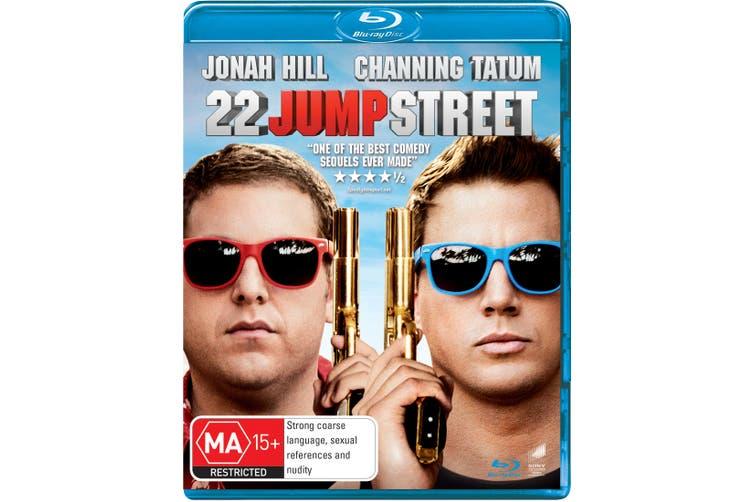 22 Jump Street Blu-ray Region B