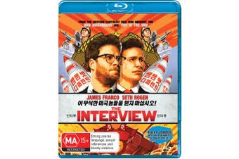 The Interview Blu-ray Region B