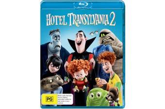 Hotel Transylvania 2 Blu-ray Region B
