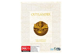 Outlander Complete Season 1 Blu-ray Region B