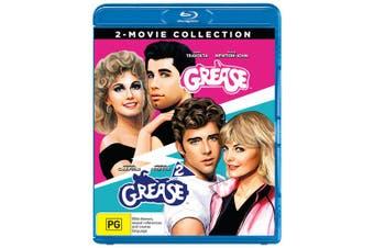 Grease / Grease 2 Blu-ray Region B
