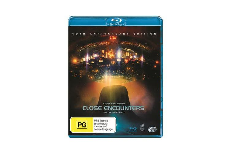 Close Encounters of the Third Kind Directors Cut Blu-ray Region B