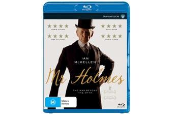 Mr Holmes Blu-ray Region B
