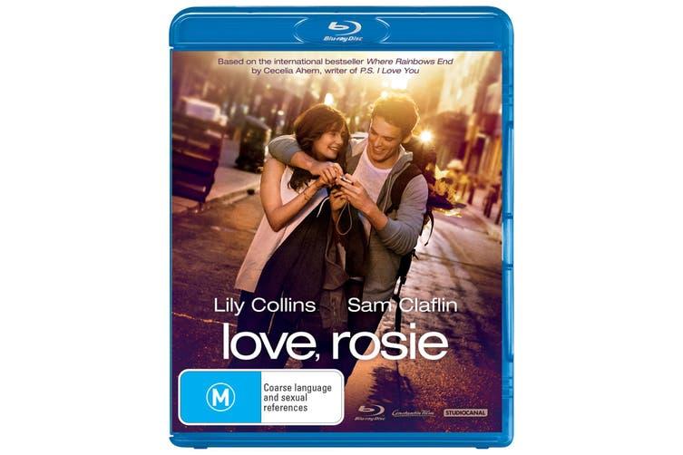 Love Rosie Blu-ray Region B