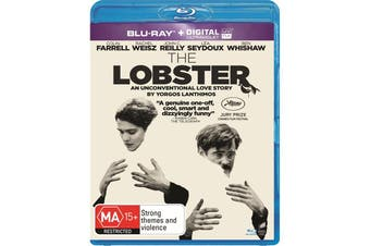 The Lobster Blu-ray Region B