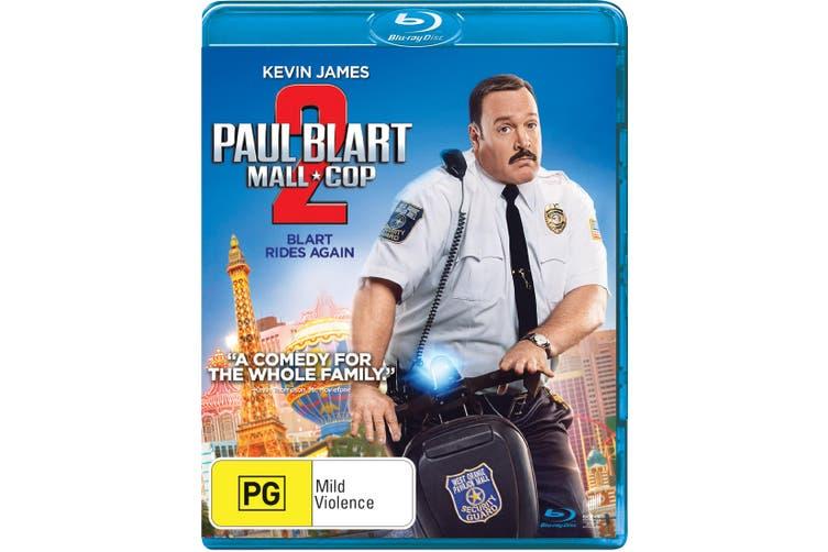 Paul Blart Mall Cop 2 Blu-ray Region B