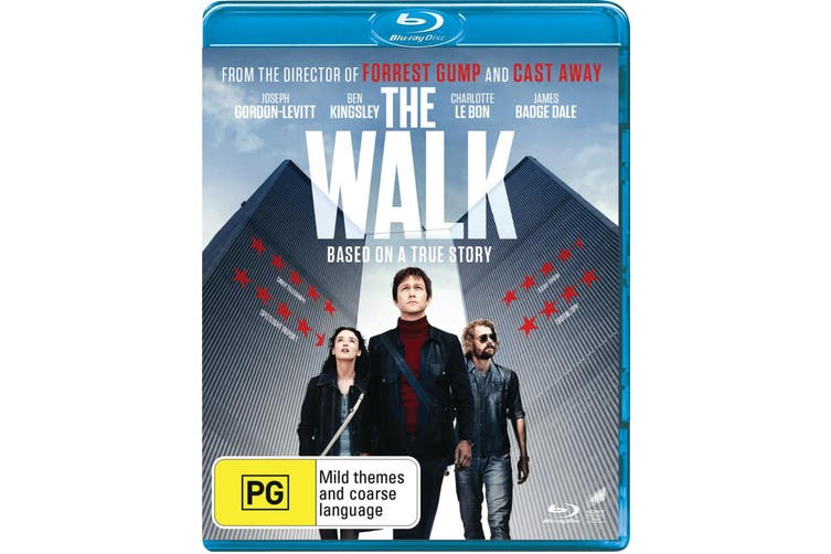 The Walk Blu-ray Region B