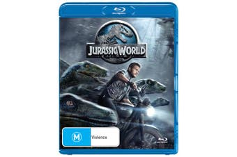 Jurassic World Blu-ray Region B