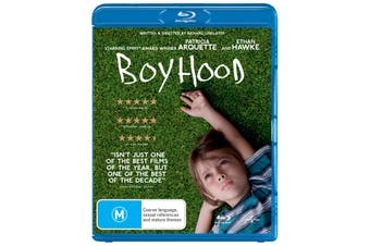 Boyhood Blu-ray Region B
